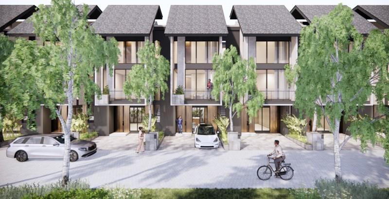 CAVANA LEBAK BULUS Rumah Modern 3 Lantai Prime Area Jaksel