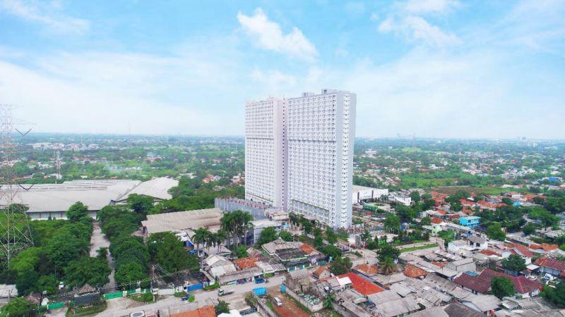 Apartemen Gunung Putri, Investasi di Pusat Kawasan Industri Bogor