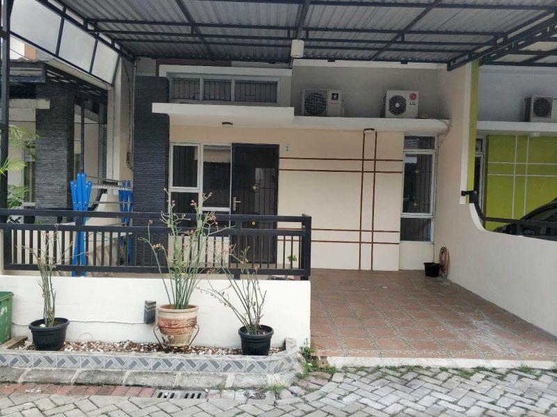 Dijual Rumah Full Renovasi di Central Karawaci Tangerang