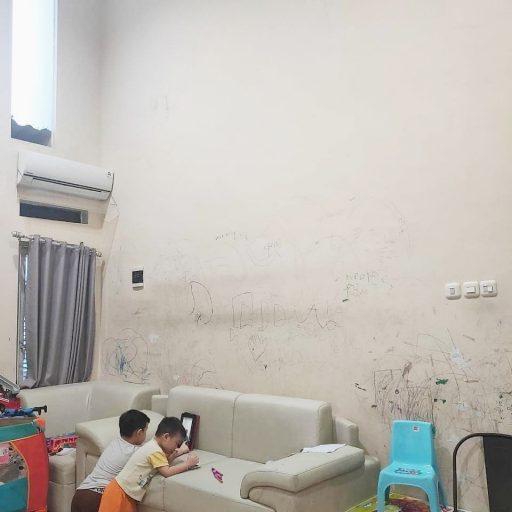 Rumah dijual murah di Puri Surya Jaya Valencia Gedangan