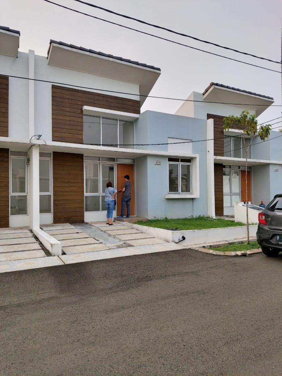 Dijual Rumah Asri di Perumahan Citra Maja Raya Cluster GreenLand