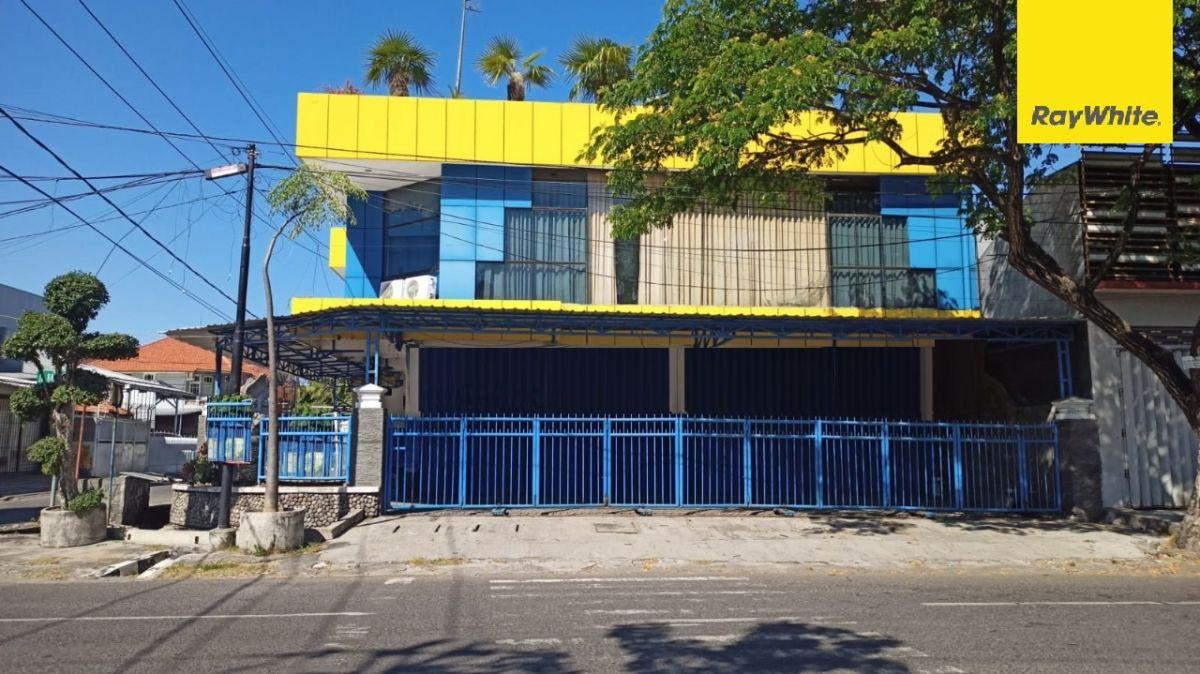 Bangunan Ruko Usaha Dijual di Jalan Raya Barata Jaya Surabaya