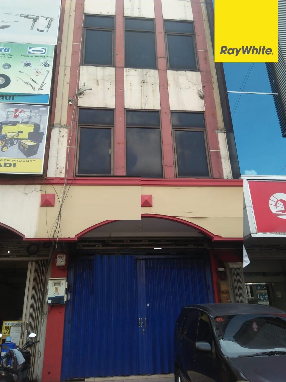 Ruko Disewa Jalan Raden Saleh Bubutan Surabaya