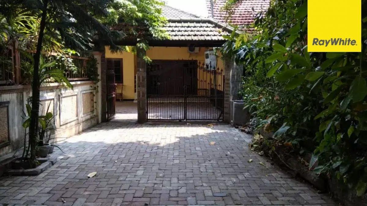 Rumah Dijual Pusat Kota Surabaya Jalan Monginsidi