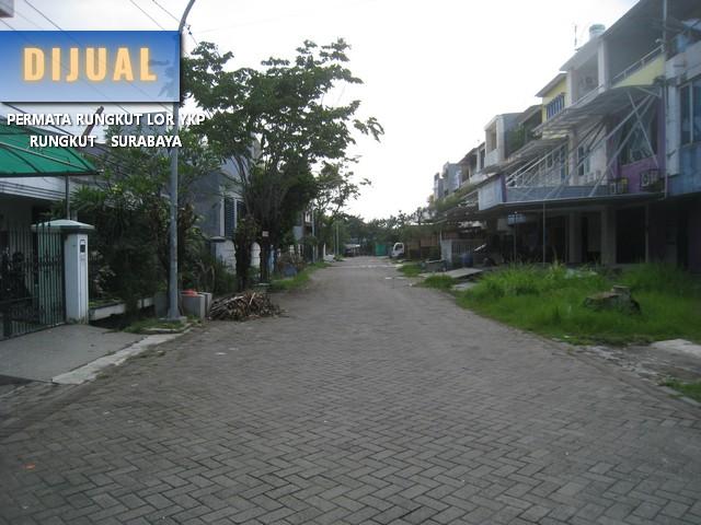 Ruko Permata Rungkut Lor YKP, Rungkut Asri, Surabaya | Terawat