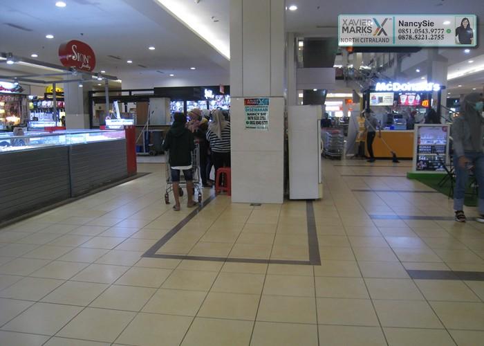 Sewa Stand BG Junction Surabaya - Strategis, Depan Carrefour