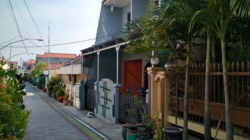 Rumah Dijual Jalan Manukan Rejo Surabaya Barat