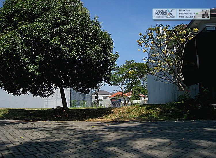 Kavling di Citraland, WaterFront, Surabaya dekat Universitas