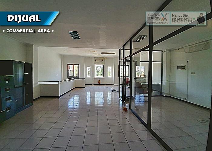 RUKO Jl. Raya Waru, Sidoarjo - Strategis Ex Kantor Bank.