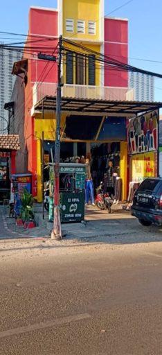 Ruko Dijual Jalan Raya Wiyung Jajartunggal Surabay