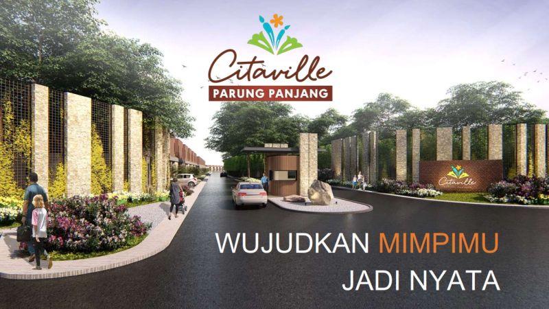 Citaville Parung Panjang Rumah Milenial Dekat BSD 300 Jutaan