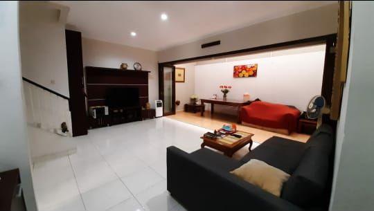 Rumah Semi Furnished di Discovery Conserva Bintaro Jaya