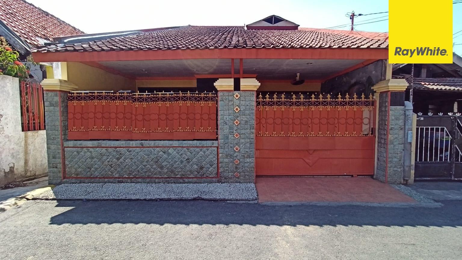 Rumah Dijual Jalan Jojoran Gubeng Surabaya