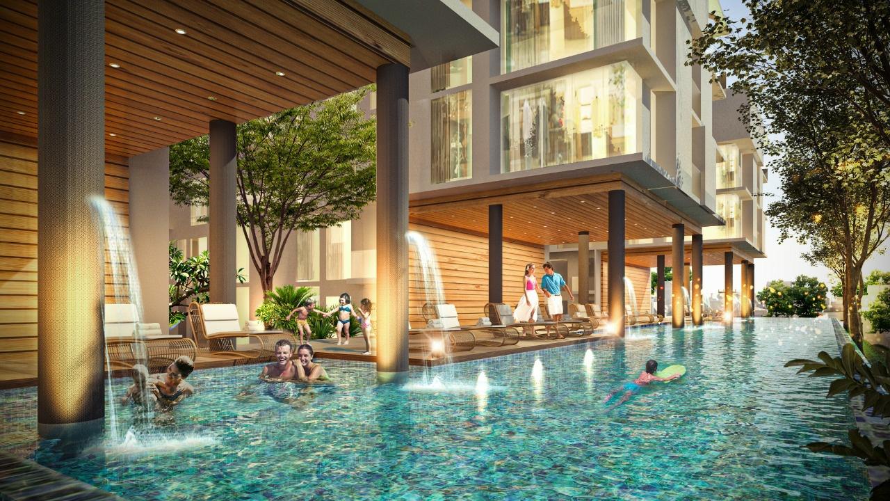 Suga Living Bali Apartemen Kuta Strategis Unit Sangat Terbatas