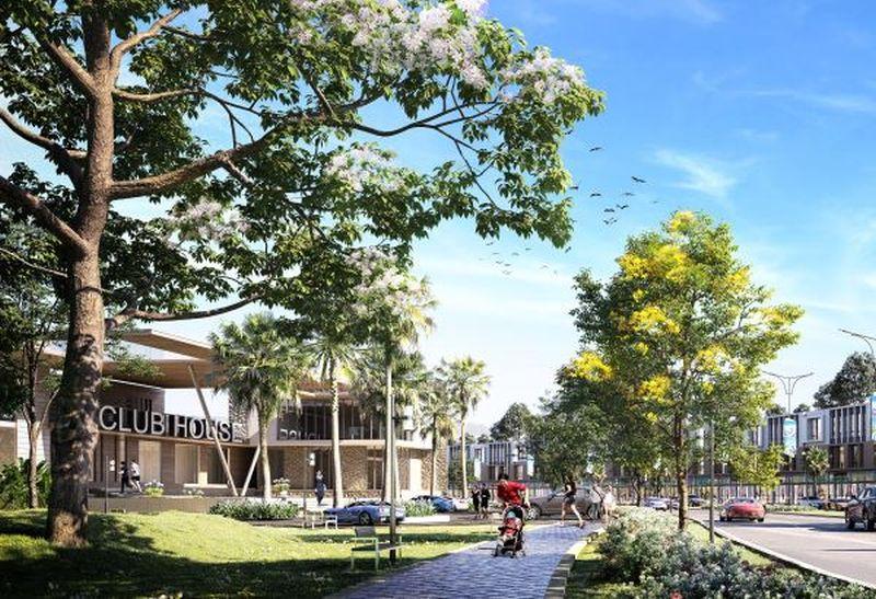 Citra Sentul Raya Kota Mandiri Terpadu Persembahan Ciputra