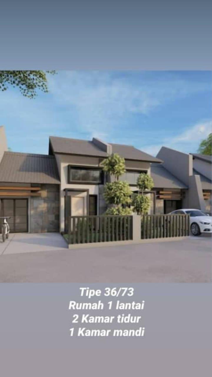 Rumah mewah dengan harga 300 Jutaan