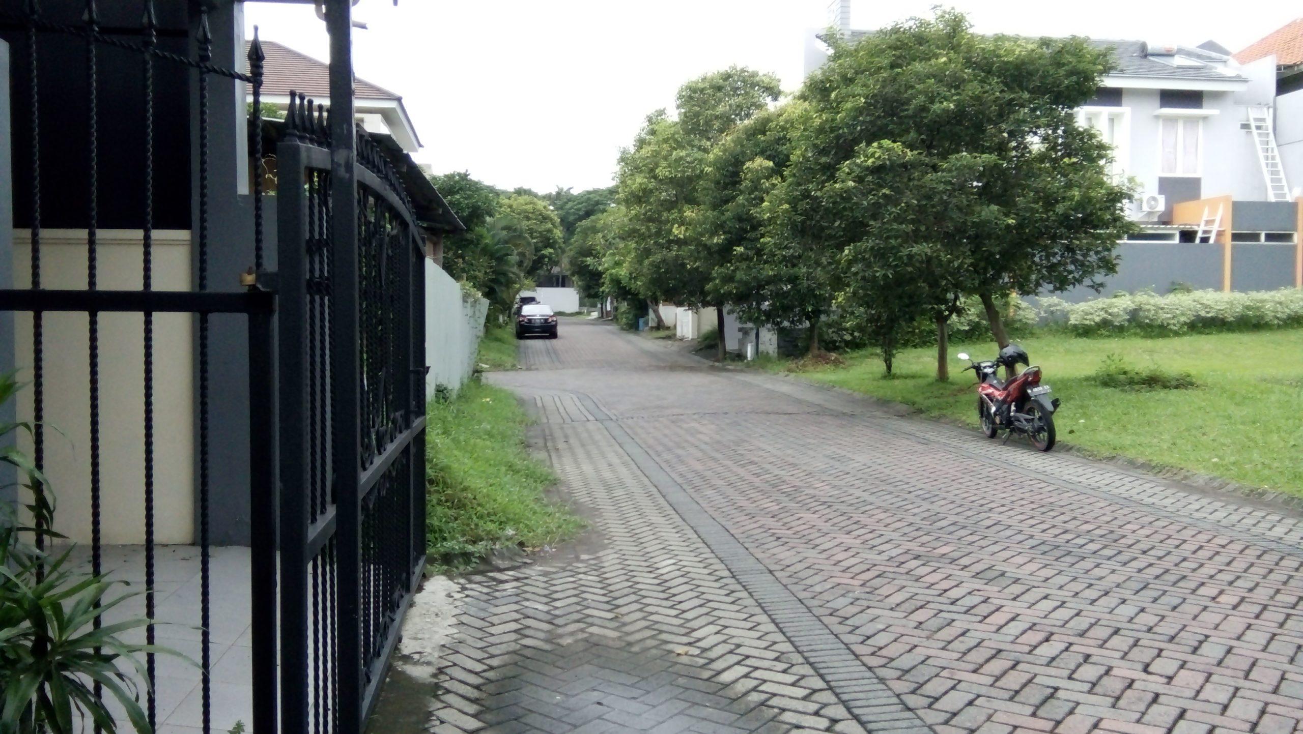 Rumah Citraland Taman Puspa Raya Murah Strategis Siap Huni