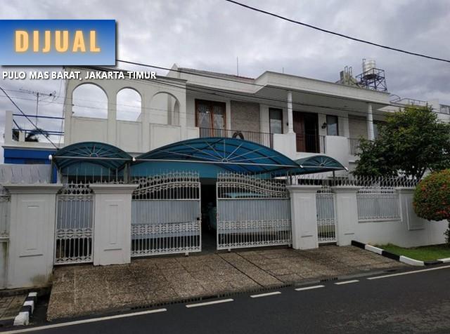 Rumah Pulo Mas Barat, Pulo Gadung, Jakarta Timur