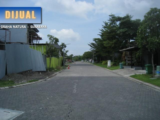 Tanah Kavling Graha Natura ~ Lontar, Surabaya | Cul-de-Sac