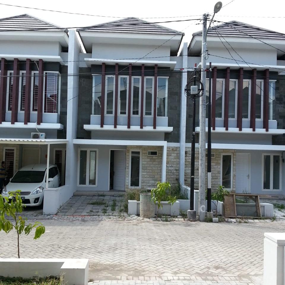 Rumah Green Semangi Mangrove Murah Baru Gress Siap Huni